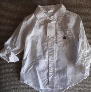 Baby Gap Boys Oxford Shirt
